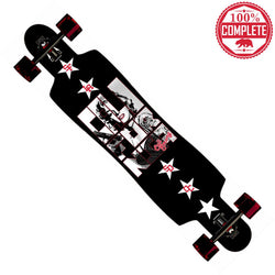 "CALI Legend Longboard Drop Through Complete 9.5"" x 42.75"" - Drop Through Longboard - CALI Strong"