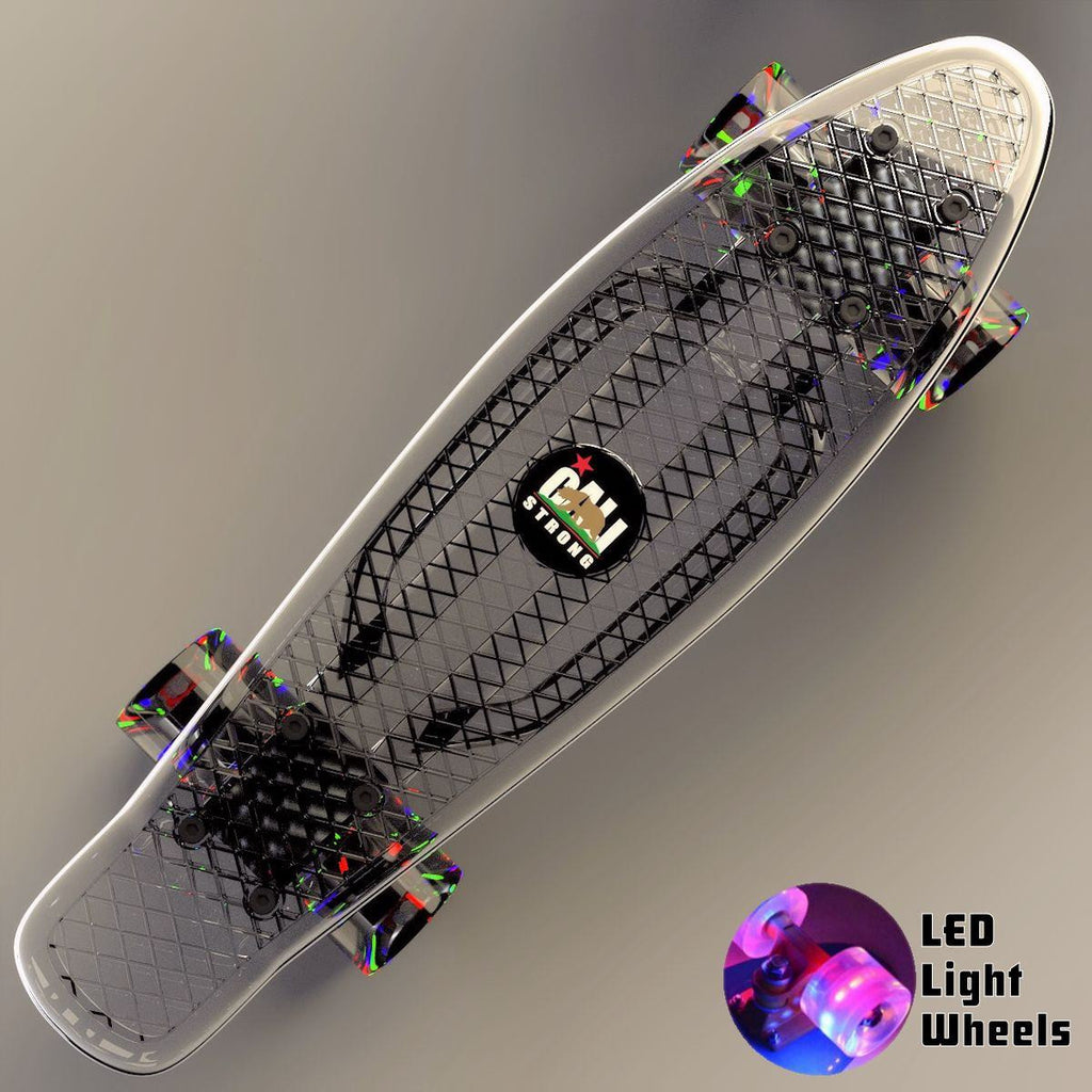 Onwijs CALI Strong Clear Penny Skateboard Style 22