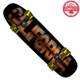 "California Sunset Skateboard Cruiser Complete 8.5"" x 32"" - Cruisers - CALI Strong"