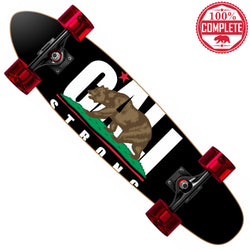 "CALI Strong Original Mini Cruiser Throwback Complete 7"" x 28"" - Mini Cruiser Throwback - CALI Strong"