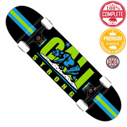 CALI Strong Original Lime Skateboard Trick Premium