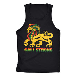 Royal Rasta Tank Top - Tank Top - CALI Strong