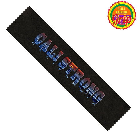 CALI Strong Sunset Grip Tape Longboard - Grip Tape - CALI Strong
