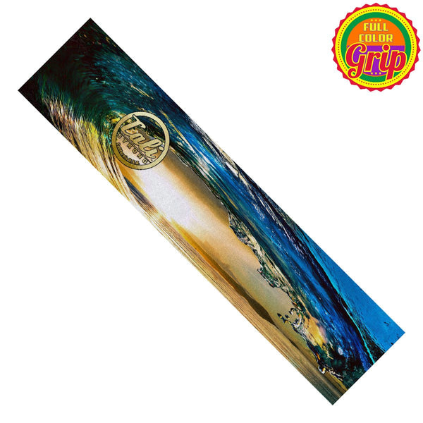 CALI Strong Wave Grip Tape Longboard - Grip Tape - CALI Strong