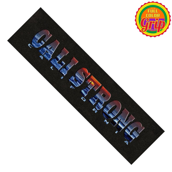 CALI Strong Sunset Grip Tape Skateboard - Grip Tape - CALI Strong
