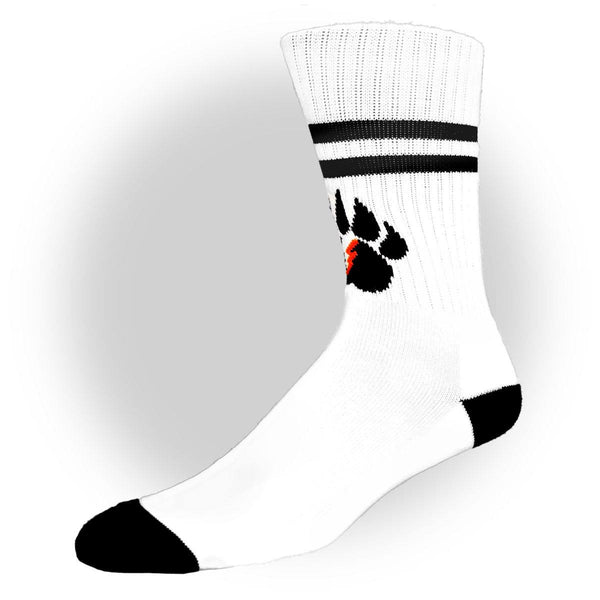 CALI Strong Bear Claw Crew Socks - Socks - CALI Strong