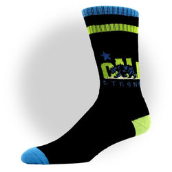 CALI Strong Original Lime Socks - Socks - CALI Strong