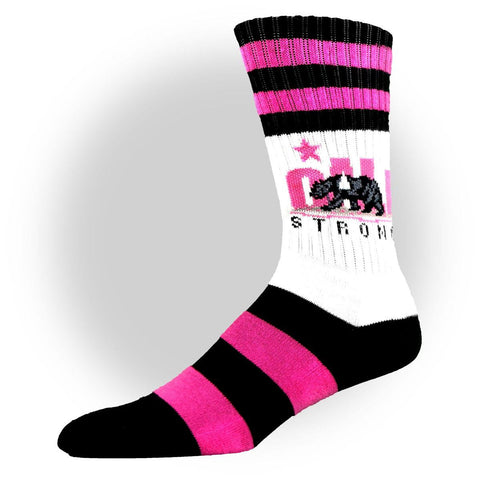 CALI Strong Original Pink Socks - Socks - CALI Strong