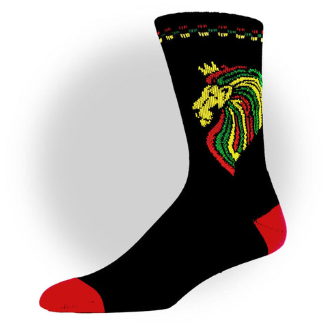 CALI Strong Lord Rasta Socks - Socks - CALI Strong