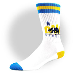 CALI Strong Original Bruin Socks - Socks - CALI Strong