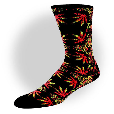 CALI Dream Rasta Socks - Socks - CALI Strong