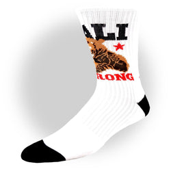 CALI Strong Mean Bear Socks - Socks - CALI Strong
