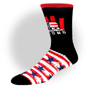 America Socks - Socks - CALI Strong