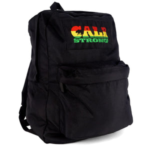 CALI Strong State Rasta Urban Backpack - Backpack - CALI Strong