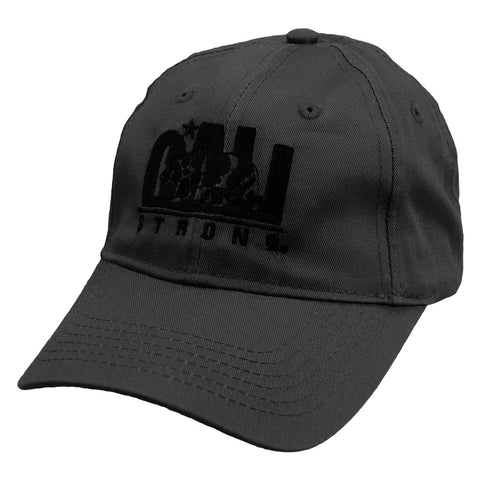 CALI Strong Original Curved Brim Grey Mono - Headwear - CALI Strong
