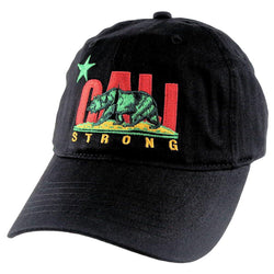CALI Strong Rasta Petite Women's Cap - Headwear - CALI Strong