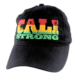 CALI Strong State Rasta Petite Women's Cap - Headwear - CALI Strong