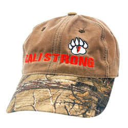 CALI Strong State Woodland Petite Women's Cap - Headwear - CALI Strong