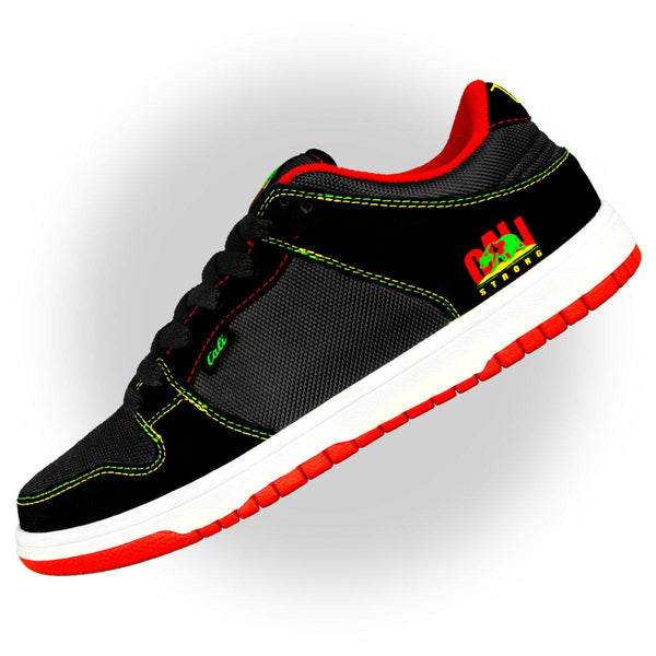 CALI Strong Hollywood Rasta Skate Shoe - Shoes - CALI Strong