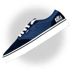 CALI Strong OC Skate Shoe Blue White
