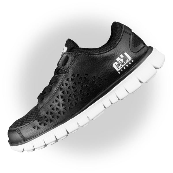 CALI Strong Diego Running Shoe Black White