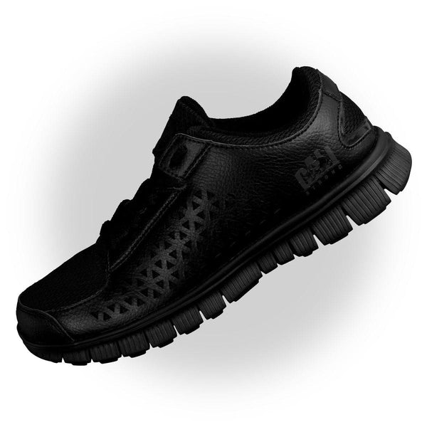 CALI Strong Diego Running Shoe Black Black - Shoes - CALI Strong