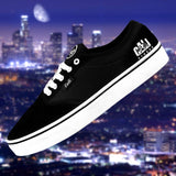 CALI Strong OC Skate Shoe Black White - Shoes - CALI Strong