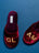 Womens Burgundy Glam Embroidered Slipper 4 Alternate View
