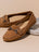 Womens Caramel Carrie Driving Moccasin 4 Alternate View