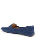Womens Navy Jillian Driving Moccasin 2