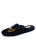 Womens Navy Beatrice Velvet Slipper