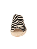 Womens Zebra Jungle Espadrille 4