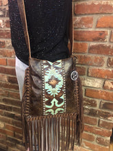 Load image into Gallery viewer, Raviani Navajo Crossbody Bag