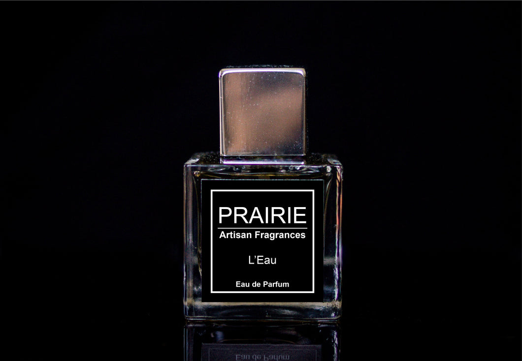 L'Eau by Prairie Artisan Fragrances 1.7 oz.