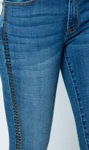 Vocal Studded Jeans