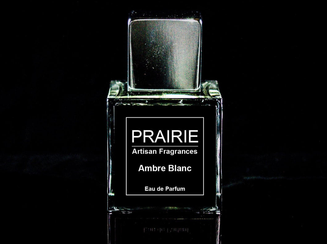 Ambre Blanc by Prairie Artisan Fragrances 1.7 oz