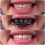 OnePerfectShop - INSTANT CHARCOAL TEETH WHITENING  TOOTHPASTE Health
