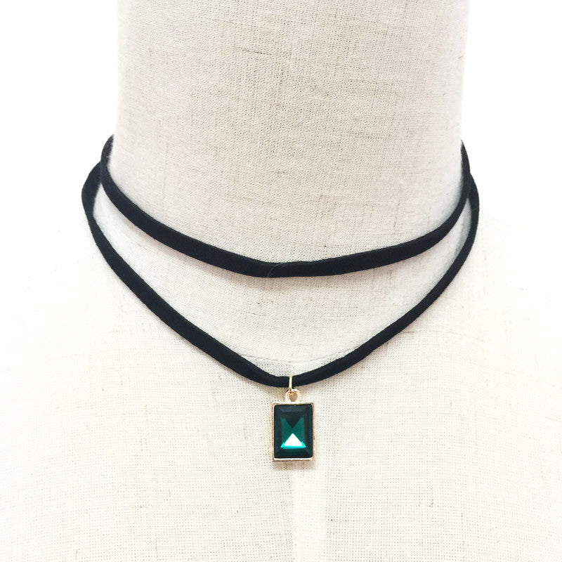 Myadstory - Choker Necklace Necklace