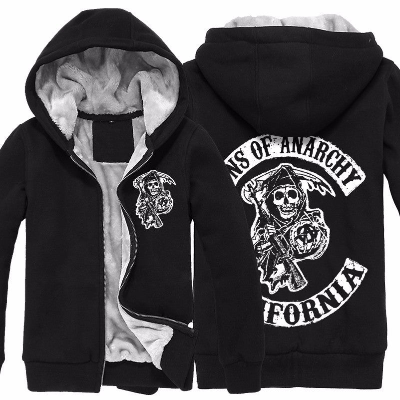 Myadstory - AMAZING SONS OF ANARCHY COSPLAY COAT clothes