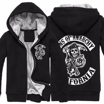 OnePerfectShop - SOA HOODIE clothes
