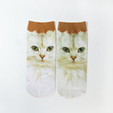 OnePerfectShop - Funny Cute 3D printed socks socks