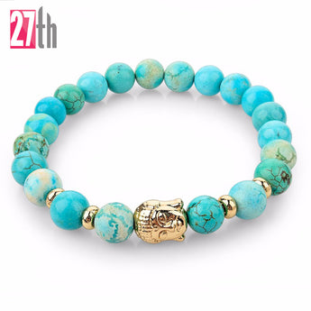 OnePerfectShop - Buddha Bracelet For Women and Men Jewerly