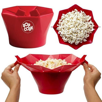 OnePerfectShop - Magic Popcorn Maker Container Food