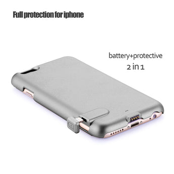 OnePerfectShop - Amazing Ultra thin PowerBank Case External Charger charger