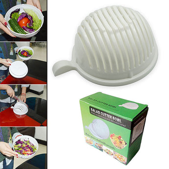 OnePerfectShop - Salad Cutter Bowl kitchen