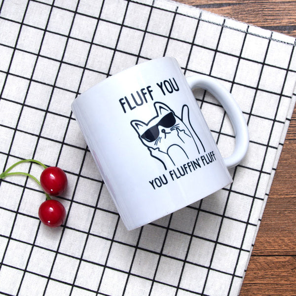 OnePerfectShop - CAT Mug Coffee Cat