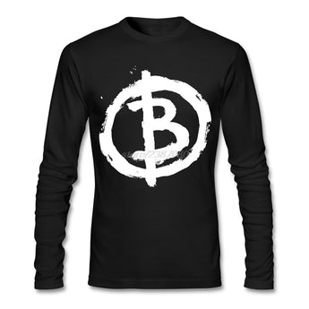 OnePerfectShop - Bitcoin Anarchist T Shirts T-shirt