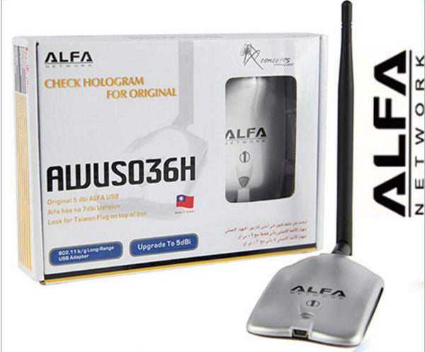 OnePerfectShop - ALFA AWUS036H Network WIFI