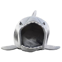 OnePerfectShop - Cat and Dog Shark Bed Cat Bed