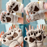 OnePerfectShop - MULTIPLE COLORS CAT LOVERS GLOVES Gloves